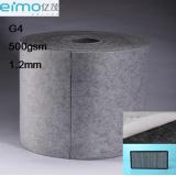 non-woven activated carbon fiber cloth filter material