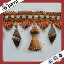 Lace Fabric Tassel Fringe de Chine