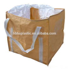 Good quality sand bulk bag PP jumbo bag loading 1000 kg