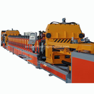 Galvaniserad Steel Silo Building Machine