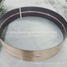 58828001 Douille DU-B, 58827002 DU-B Beairng, roulement à billes auto-lubrifiant PAP P11 bronze