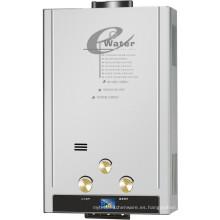 Tipo de la combustión Calentador de agua inmediato del gas / gas Géiser / caldera de gas (SZ-RS-6)