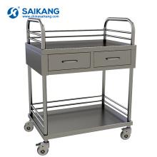 Carros médicos do hospital da fabricação SkH006-1 hábil