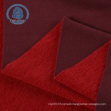 Knit Anti Pilling Polar Fleece Bonded Cationic Polyester Fabric for Sweatshirt