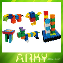 Petit bloc de construction de jouets griffonnés