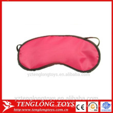 Housse de couchage masque pour les yeux / masque coloré ombre masque de sommeil rose