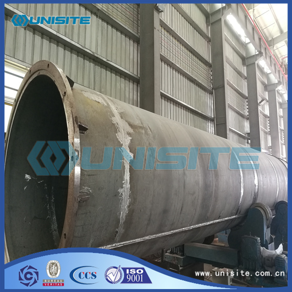 Welded Telescopic Steel Fall Pipe