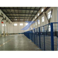 PVC Coated Workshop Wire Mesh Fence
