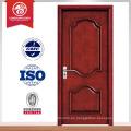 Puerta de madera maciza, puerta principal puerta de madera maciza, lowes exterior puertas de madera maciza