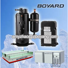 armazenamento de frio 220V/60Hz Potência fornecimento btu8000 reparo compressor de refrigeração congelador de unidade de refrigeração