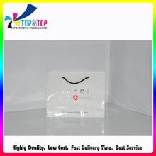 Shenzhen único de estampación de papel promocional de lujo bolsa de papel