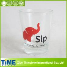 Mini Vodka copo de vidro curto (15041104)