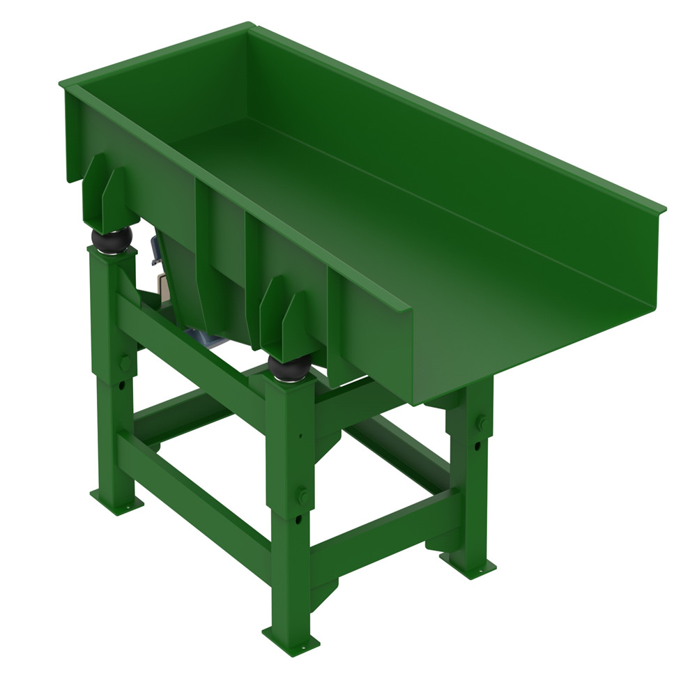 Inline Vibration Tray Bowl Feeder