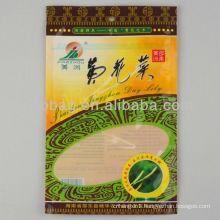 frozen food bag/frozen food packaging bag for dumpling