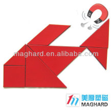 magnetic easy paper jigsaw puzzle for kids