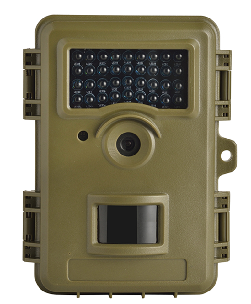 Infrared IR trail scouting camera