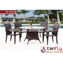 sistemas de jardín ratán muebles TF-9538