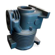 Pièce de compresseur de corps en fonte d'acier par Precision Cast