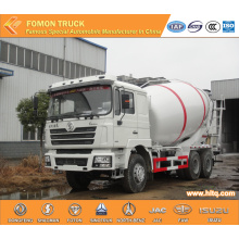SHACMAN mobile cement truck mixer 6X4 excellent quality