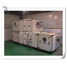 AHU HVAC Unidades de entrega de aire de doble panel con ahorro de energía