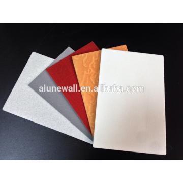 Der Feuerwiderstand AR Aluminium Plastice Composite Board