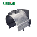Die casting OEM China popular custom made aluminum die casting led housing for lighting fittings