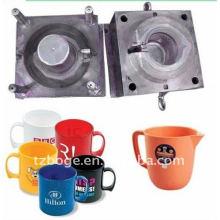 moule en plastique de tasse / moule de moulage par injection / moule de tasse d'eau