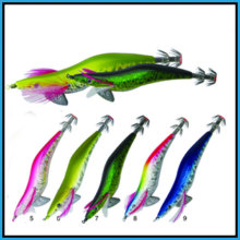Full Size Good Performance Squid Jig