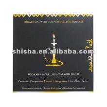 Gute Qualität Shisha Folie 0,012 mm Dicke
