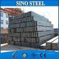 Vigas de vigas de viga en forma estructural H estándar Ss400 Grade y JIS