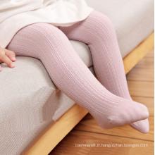 Collants en coton coton pour bébé (TA609)