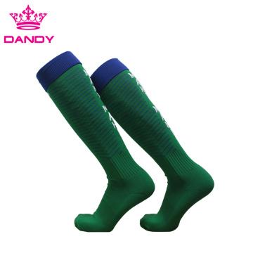 Calcetines tobilleros para hombre Green Soccer Teams