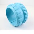 Roda pequena personalizada da ioga de EVA para a empresa dos EU