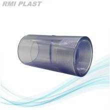 Clear PVC Female Coupling SCH80