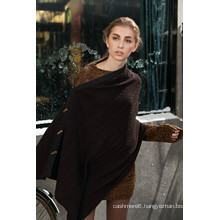 best selling womens cape shawl made in China