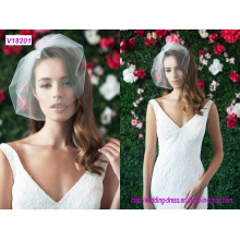 Bride Wedding Veil Short Style Bridal Veil