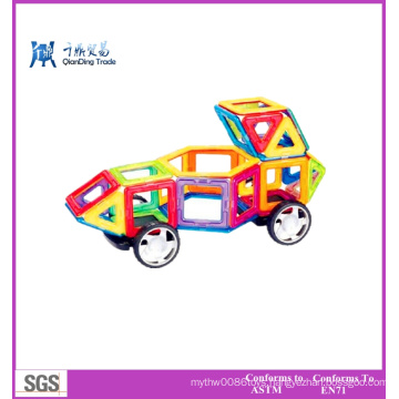Kids Magnet Self-Assemble Educational Toy