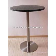 Mobilier de table à barres XT6907