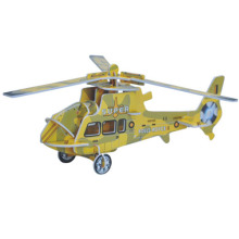 Avion pédagogique EPS Puzzle Toy