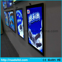 Acrylic LED Display Indoor Magnetic LED Slim Light Box