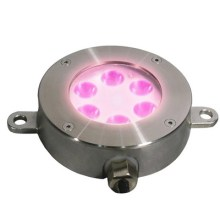 6*3W High Power RGB LED Pool Light with IP68