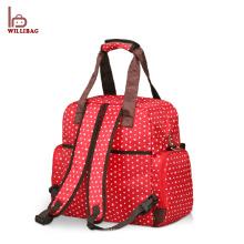 Bolso de pañales popular de la mochila del bolso del bebé de la momia del poliéster