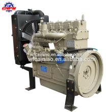 moteur diesel marin de deux cylindres 16.5kw 2100C moteur diesel marin