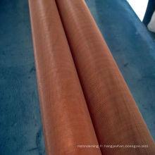 fil de cuivre d'approvisionnement d'usine (taux de CU plus de 90%)