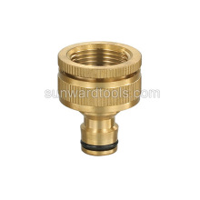 "Brass 1""-3/4"" TAP ADAPTOR AND REDUCER"