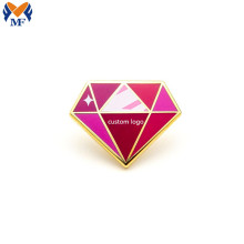 Metal Custom Logo Tiny Gem Pins