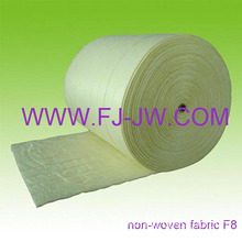 F8 Bag Filter Material, Pocket Filter Media