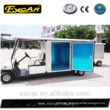 Clubwagen CE Elektrogolfwagen Resort Buggy Touristischer Wagen