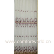 Embroidery Curtain Voile (SHCL01787)