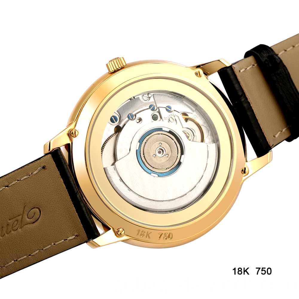 18k 750 Gold Watch